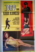 Zorro'nun Kara Kamçısı (1969) afişi