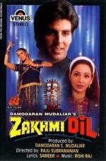 Zakhmi Dil (1994) afişi