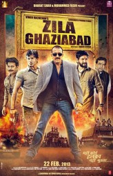Zila Ghaziabad (2013) afişi