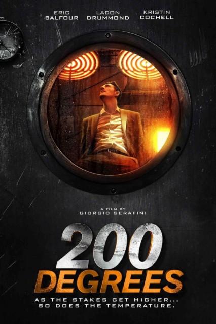 200 Degrees (2017) afişi
