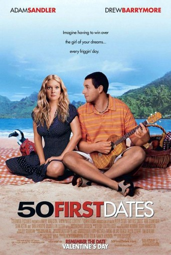 50 İlk Öpücük