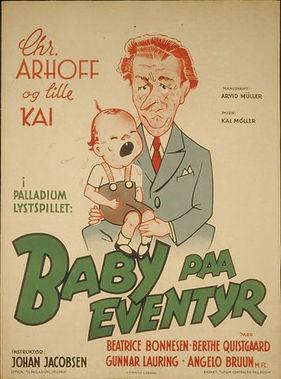 Baby På Eventyr