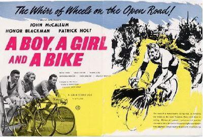 Bir Erkek, Bir Kız Ve Bir Motosiklet