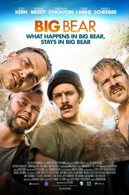 Big Bear (2017) afişi