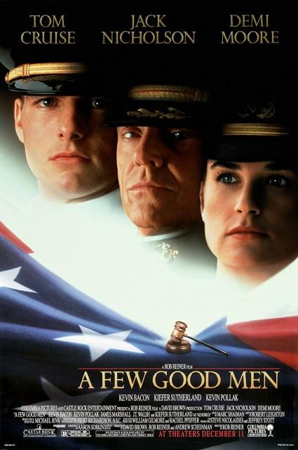 Birkaç İyi Adam (1992) afişi