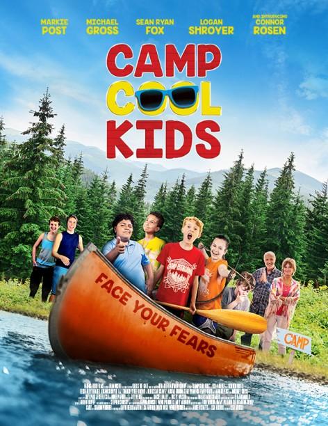 Camp Cool Kids (2017) afişi