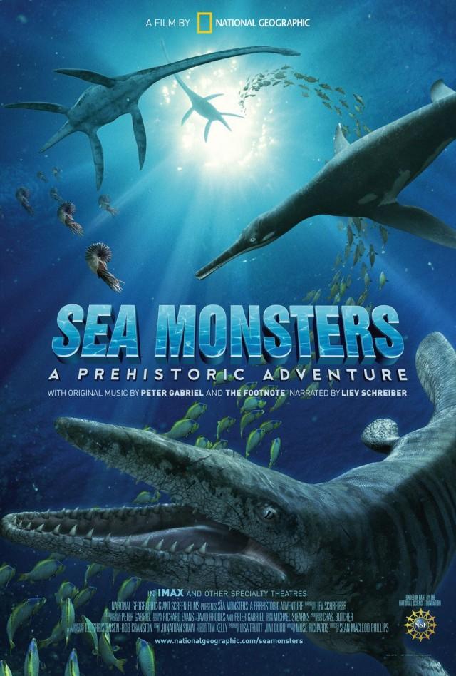 Deniz Canavarları 3d