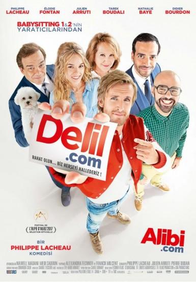 Delil.com (2017) afişi