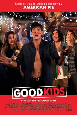 Good Kids (2016) afişi
