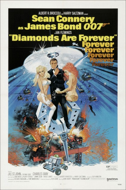 James Bond: Ölümsüz Elmaslar