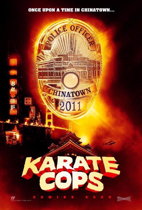 Karate Cops