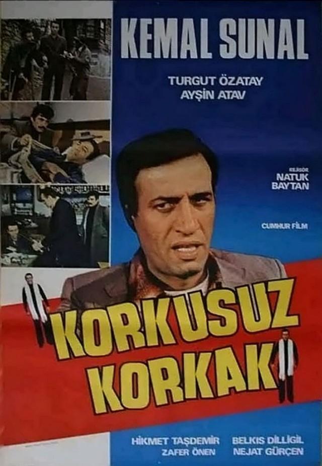 Korkusuz Korkak
