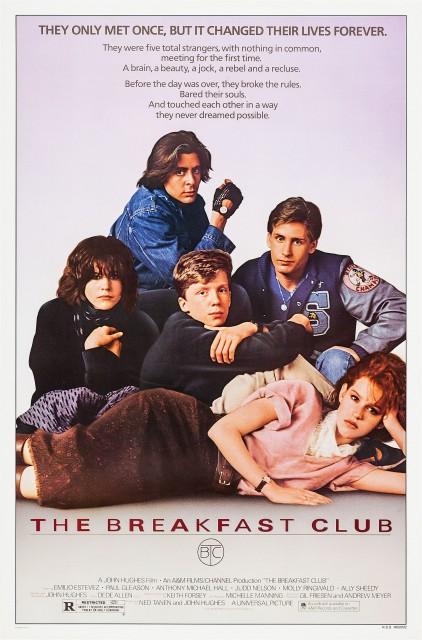 Kahvaltı Kulübü (1985) afişi