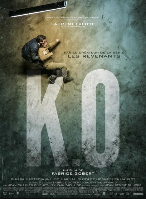 K.O. (2017) afişi