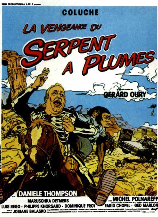 La Vengeance Du Serpent à Plumes