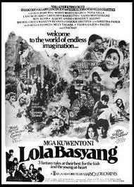 Mga Kwento Ni Lola Basyang