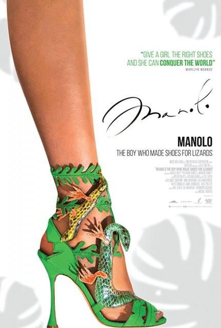 Manolo: The Boy Who Made Shoes for Lizards (2017) afişi