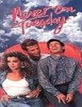 Never On Tuesday (1987) afişi