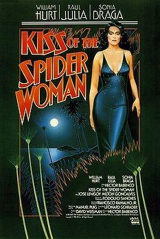 örümcek Kadının öpücüğü ı