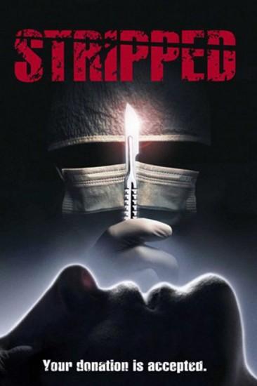 Stripped (l) (2012) afişi
