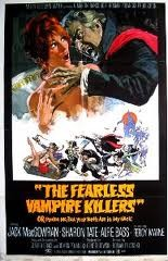 The Fearless Vampire Killers: Vampires 101