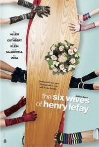 The Six Wives Of Henry Lefay (2009) afişi
