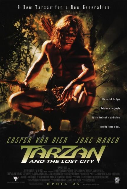 Tarzan Kayıp Şehir