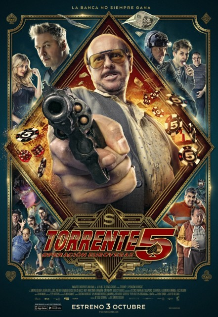 Torrente 5: Operation Eurovegas