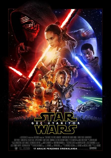 Star Wars 7: Güç Uyanıyor