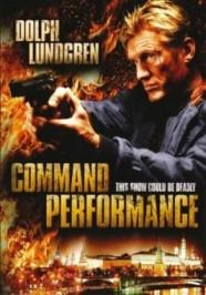 Command Performance (2009) afişi