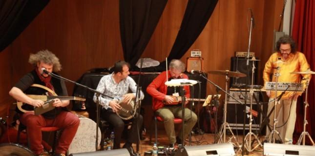 23. Gezici Festival'de Sessiz filmler Baba Zula'nın Müziğiyle Buluştu