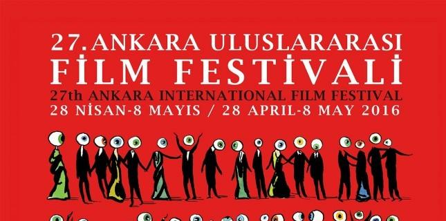 27. Ankara Uluslararası Film Festivali Programı Belli Oldu