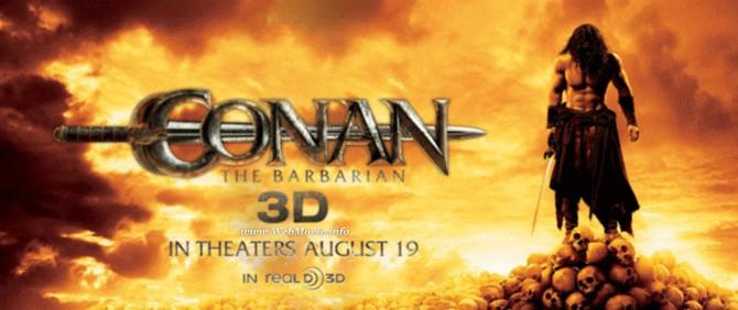 Barbar Conan'ın Fragmanı Yayınlandı!