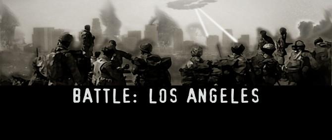 Battle: LA, Amerika'da bir numaradan giriş yaptı!