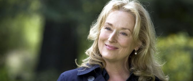Demir Leydi Meryl Streep