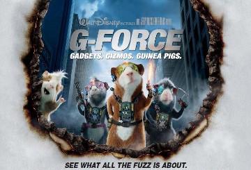 G-Force, Potter'ı birincilikten etti!