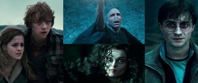 Harry Potter Ve Ölüm Yadigarları Bölüm 1 Klipler