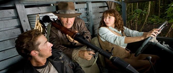 Indiana Jones da 3 Boyutlu Oluyor