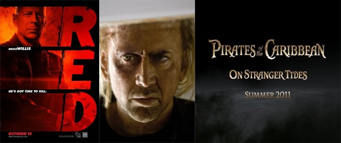 Johnny Depp, Nicholas Cage ve Bruce Willis Yeni Filmlerinin Fragmanları ile Sinemalar.com'da!