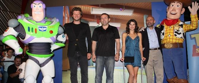 Oyuncak Hikâyesi 3'ün Türkiye Galası Yapıldı