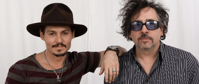Tim Burton ve Johnny Depp Yeniden Birarada!