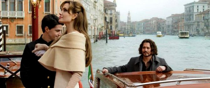 Venedik Semalarında İki Yıldız Göründü