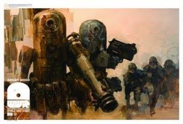 World War Robot, Beyazperdeye Uyarlanıyor Jerry Bruckheimer