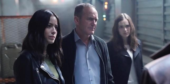 Agents of S.H.I.E.L.D.'dan yeni görseller yayınlandı