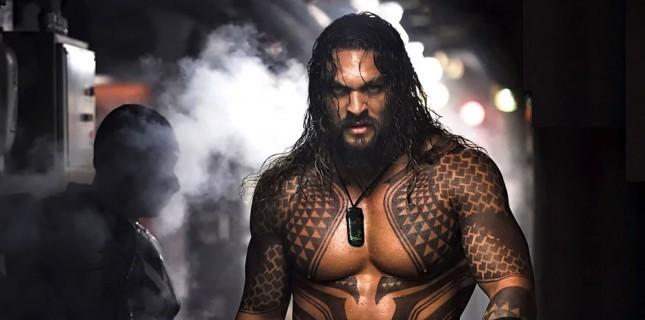 'Aquaman' filminden ilk görsel yayınlandı