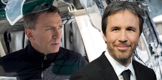 Denis Villeneuve, James Bond filmi yönetmenliğini reddetmiş