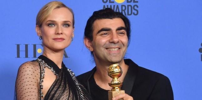 Fatih Akın'ın 'Paramparça' filmine Altın Küre ödülü