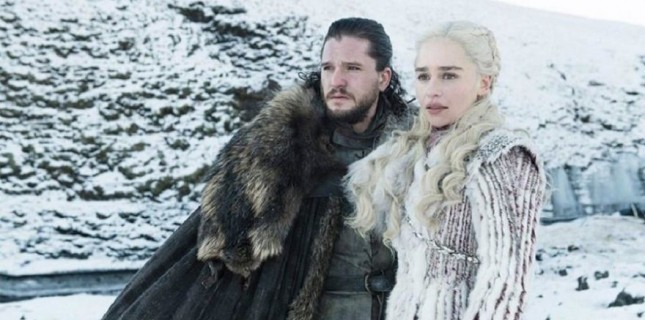 Game Of Thrones'un 8.Sezonunun Yayınlanmamış Görüntüleri Ortaya Çıktı!