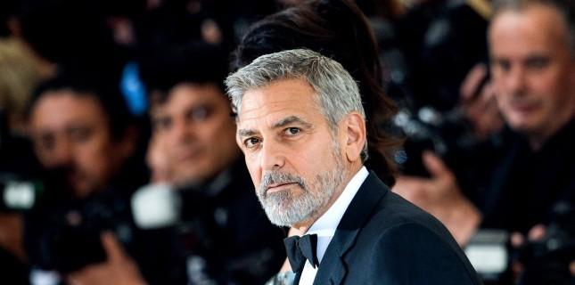 George Clooney Good Morning, Midnight ile Geri Geliyor!