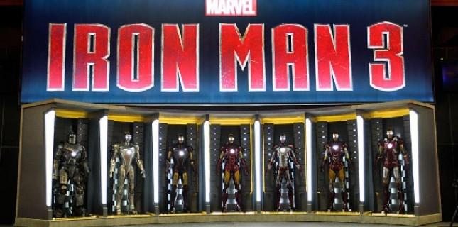 Iron Man 3 kısa klibi yayınlandı